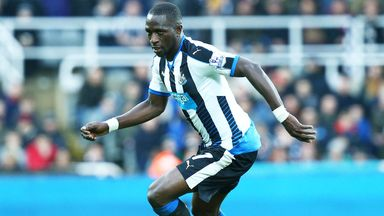 Moussa Sissoko is looking for a move away from Newcastle
