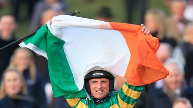 Jamie Codd is looking forward to riding On The Fringe
