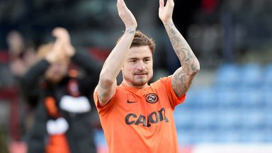 Paul Paton has left Dundee United for St Johnstone after three years at the club