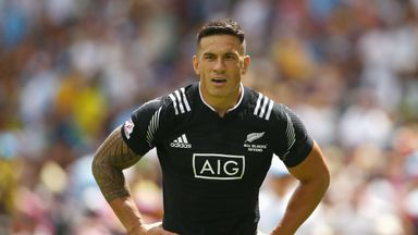Sonny Bill Williams will be taking part in Rio