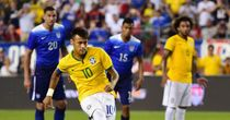 Brazil name Neymar and Costa