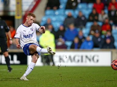 Eoin Doyle has made his move to Preston permanent