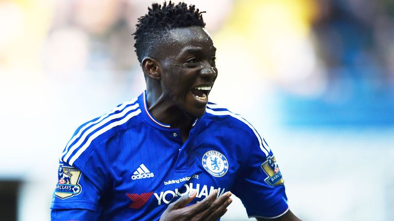 Bertrand Traore has impressed since breaking into the Chelsea side