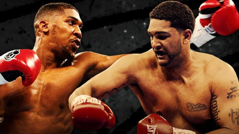Joshua vs Breazeale is live on Sky Sports Box Office