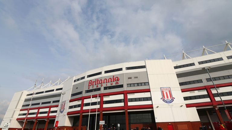 The Britannia Stadium will be renamed for new sponsors bet365 next season
