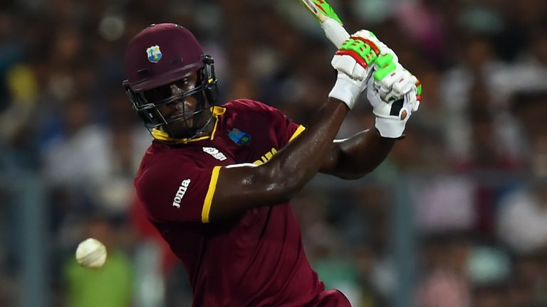 The 19-year-old remains good friends with Carlos Brathwaite whose company sponsors her