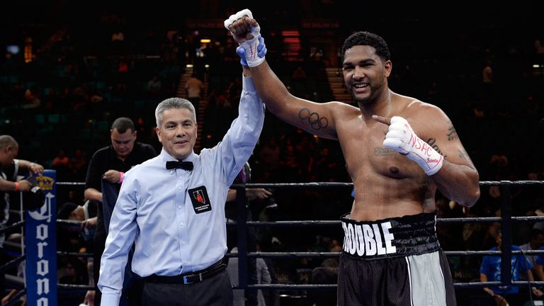 Breazeale has stopped 15 of his 17 opponents