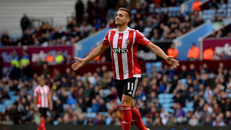 ไฮไลท์  Aston Villa 2 - 4 Southampton