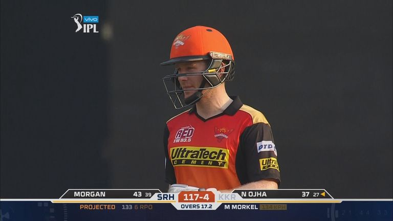 Morgan has played for four IPL franchises in his career