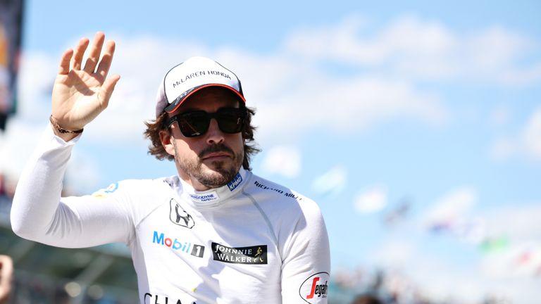 Resultado de imagen de Fernando Alonso 2017