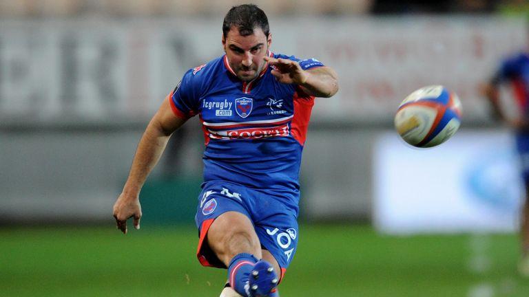 Jonathan Wisniewski scored 23 points in Grenoble's victory over Connacht