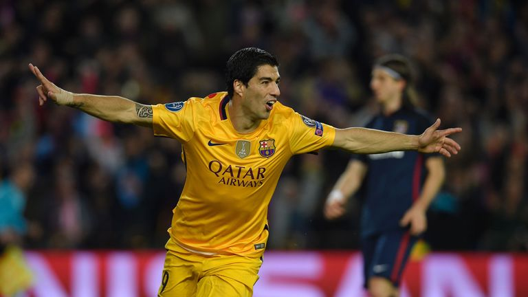 Luis Suarez's double turned the match around