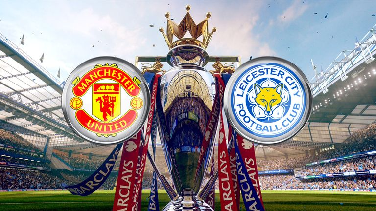 Image result for Manchester United vs Leicester City Live