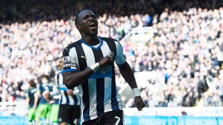 Moussa Sissoko proved to be a key signing for Newcastle during Alan Pardew's tenure at St James' Park