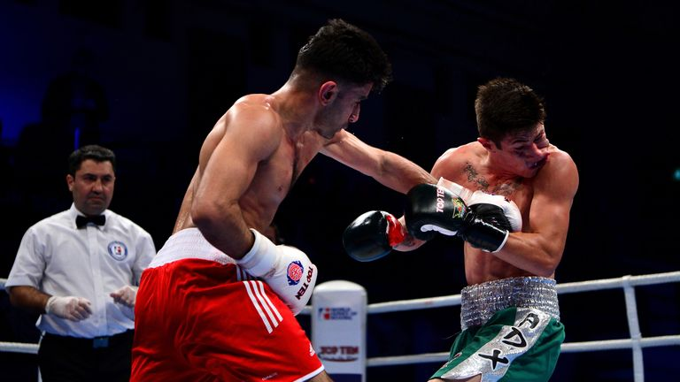 Qais Ashfaq represented Team GB at the 2016 Rio Olympics