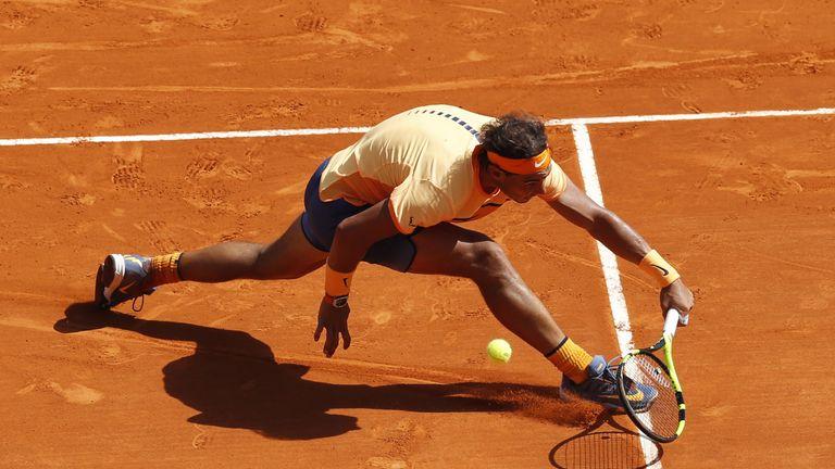 Spain's Rafael Nadal is top seed in Barcelona