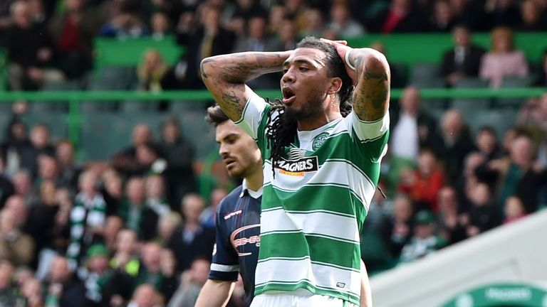 Colin Kazim-Richards leaves Celtic after less than six months in Glasgow