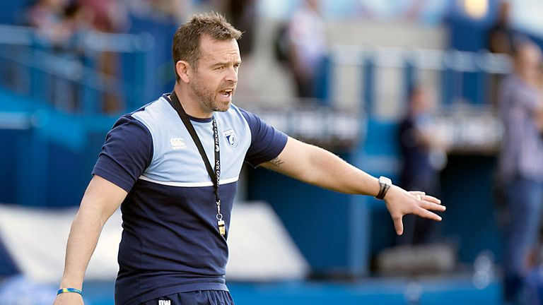 Cardiff Blues head coach Danny Wilson will not link up with Wales this summer