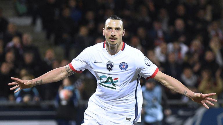 Zlatan Ibrahimovic is leaving PSG this summer