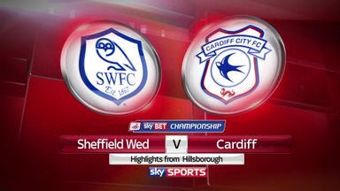 Sheffield Wednesday 3-0 Cardiff