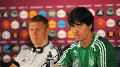Germany coach Joachim Low has left the door open for Bastian Schweinsteiger