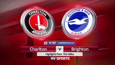 Charlton 1-3 Brighton