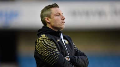 Millwall manager Neil Harris has led his side to Wembley