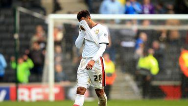Nicky Maynard: Suffered relegation with MK Dons last season