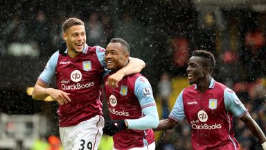 Jordan Ayew (middle) and Idrissa Gueye (right) are being probed by the FA