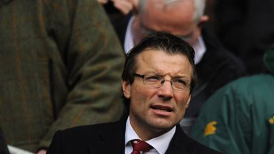 Rob Andrew will leave his RFU post at the end of the season