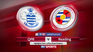 QPR 1-1 Reading