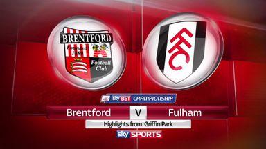 Brentford 3-0 Fulham