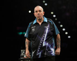 Phil Taylor: Was shocked by Corey Cadby