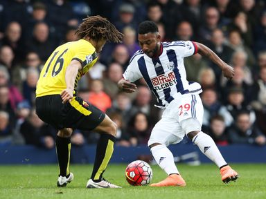 Stephane Sessegnon: On the way out of West Brom