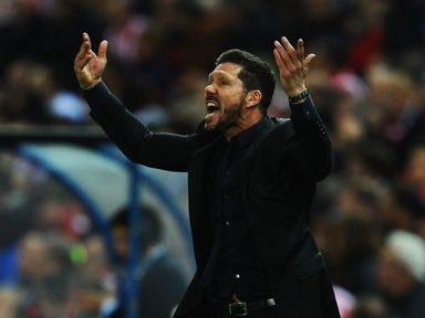 Diego Simeone knows exactly what it takes to beat Real Madrid
