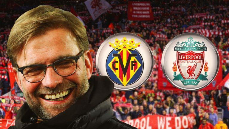 Villareal - Liverpool