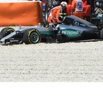 Lewis Hamilton-Nico Rosberg's crash 'defining moment', says Martin Brundle | F1 News