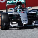 Spanish GP Practice Three: Nico Rosberg fastest, but Ferrari close up | F1 News
