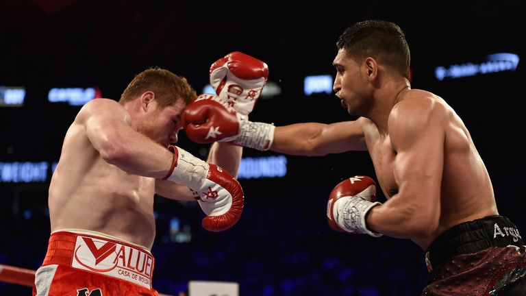 Khan was in confident mood for the opening four rounds