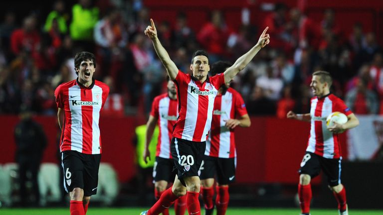 Wil Aritz Aduriz's remarkable scoring feats continue in 2016/17?