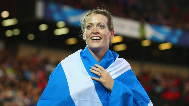 Eilidh Doyle named GB captain for world championships
