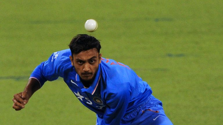 Axar Patel is part of an Indian spin attack that will thoroughly test Australia