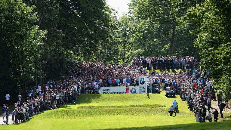 Richard Boxall Disappointed By Bmw Pga Championship Field