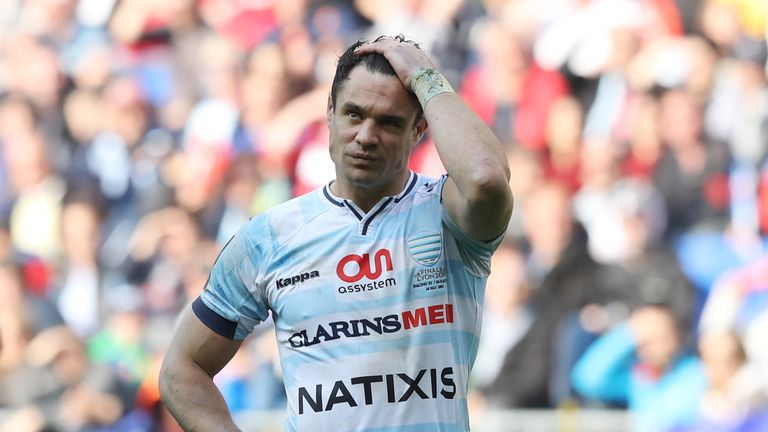 Dan Carter was cleared of any wrongdoing by the French Rugby Federation