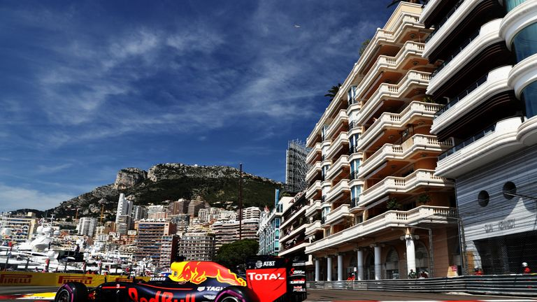 monaco grand prix circuit guide