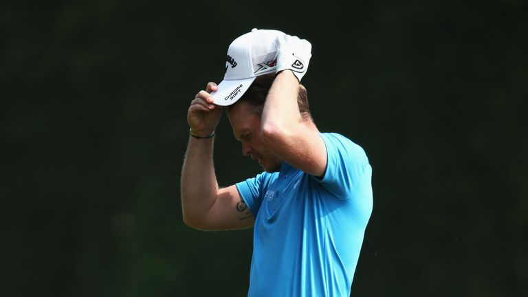 Danny Willett Vows To Bounce Back After Poor Third Day At