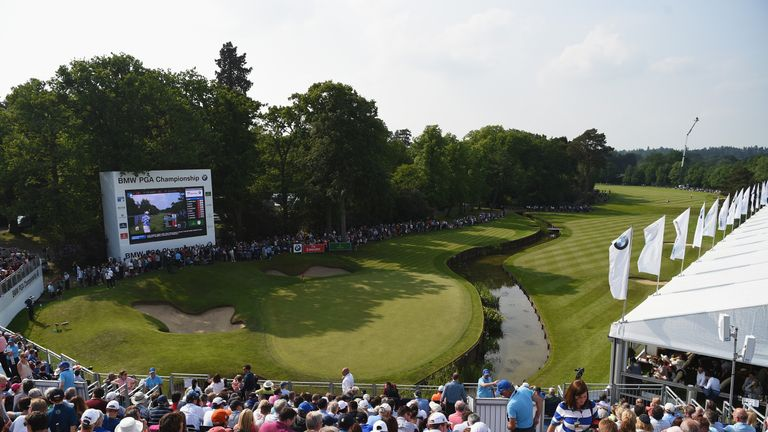 2018 bmw wentworth. unique bmw many players have skipped the bmw pga this week because they donu0027t like for 2018 bmw wentworth w