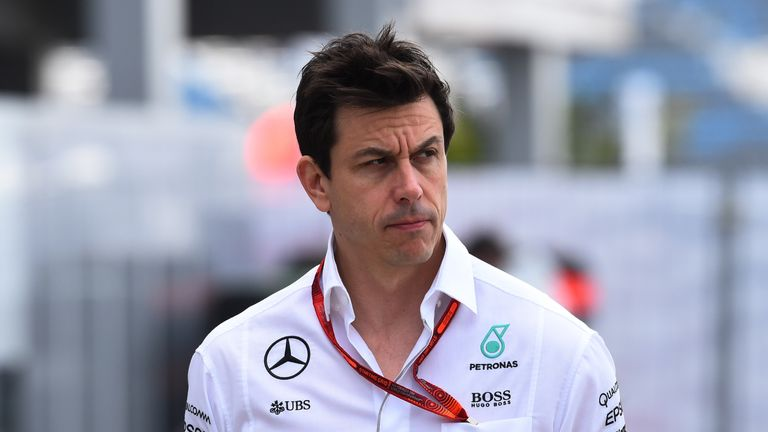 Toto Wolff Q&A: The Mercedes boss' post Russian GP ...