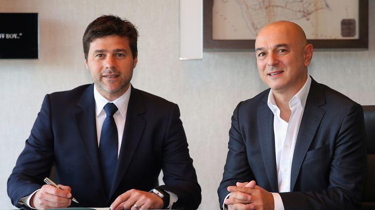 Mauricio Pochettino signed a new contract until 2021