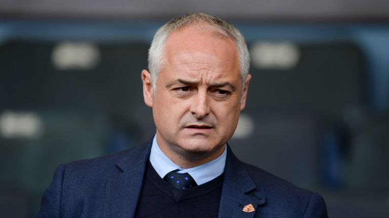 Ray McKinnon returns to management after seven months away